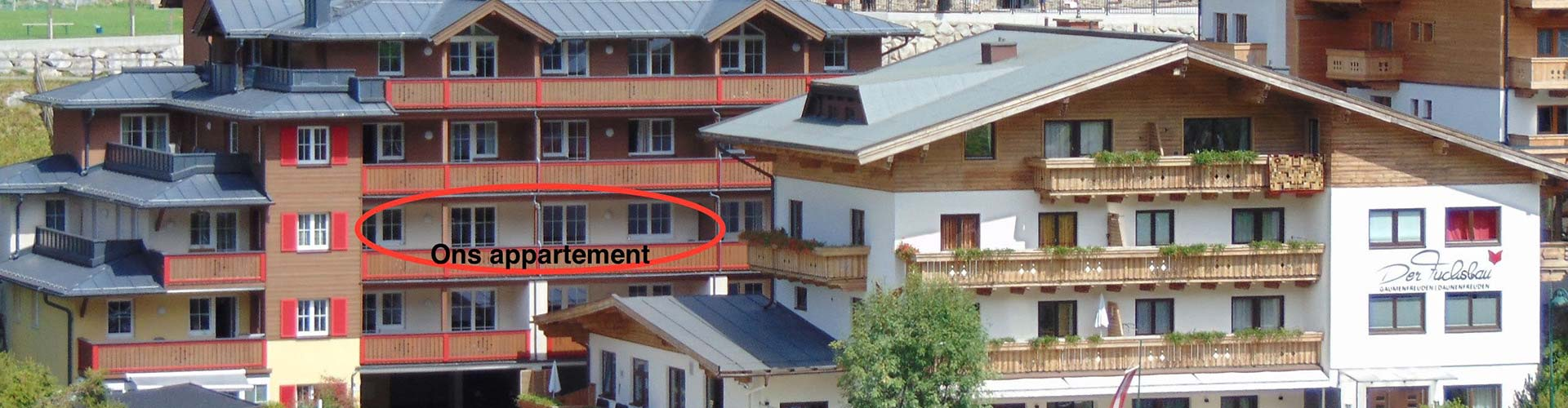 Appartement Iglsberg, Saalbach - Luxury apartment