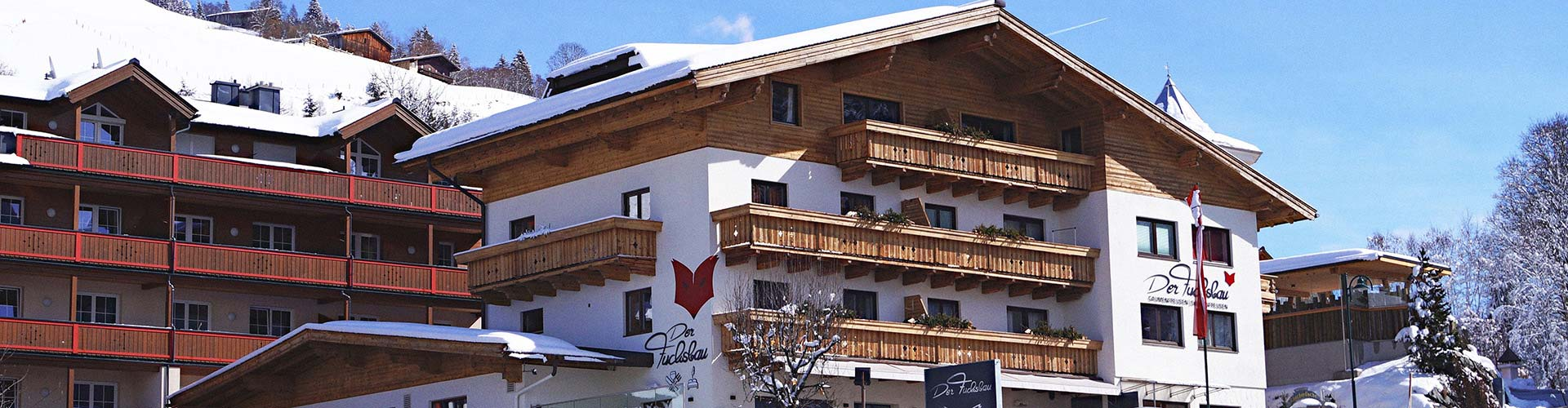 Appartement Iglsberg, Saalbach - JokerCard